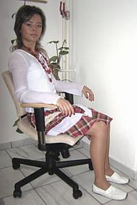 Jak se správně posadit na židli Ásana