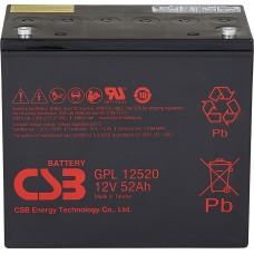 Akumulátor CSB GPL12520