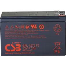 Akumulátor CSB GPL1272F2 FR