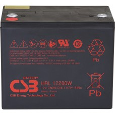 Akumulátor CSB HRL12280W/FR
