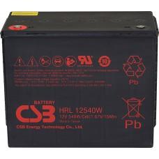Akumulátor CSB HRL12540WFR