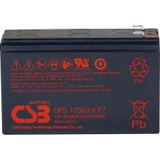 Akumulátor CSB UPS123606F2F1