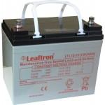 akumulátor Leaftron LT12-35 (12V/35Ah)