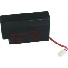 Akumulátor Alarmguard CJ12-0,8 (12V/0,8Ah)
