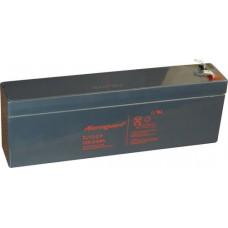 Akumulátor Alarmguard CJ12-2,6
