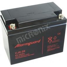 Akumulátor Alarmguard CJ6-20