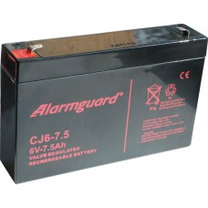Akumulátor Alarmguard CJ6-7,5