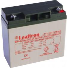 akumulátor Leaftron LTL12-18 (12V/18Ah)