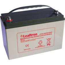 akumulátor Leaftron LTL12-100 (12V/100Ah)