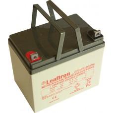 akumulátor Leaftron LTC12-33 (12V/33Ah)
