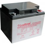 akumulátor Leaftron LTC12-38 (12V/38Ah)