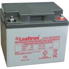 akumulátor Leaftron LTL12-45 (12V/45Ah)