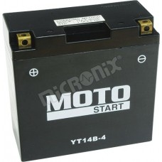 Motobaterie Motostart MSE-YB16CL-B