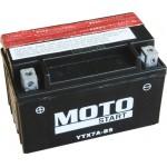Motobaterie Motostart MS-YTX7A-BS