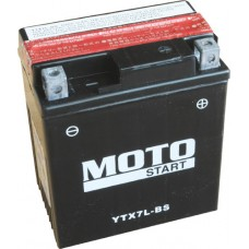 Motobaterie Motostart MS-YTZ7S