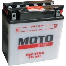 Motobaterie Motostart MSE-YB9-B