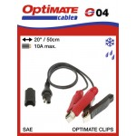 O04 / SAE-74 příslušenství k Accumate a Optimate - Kleštičky