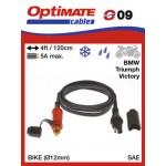 O09 / SAE-79 příslušenství k Accumate a Optimate - DIN konektor (samec)