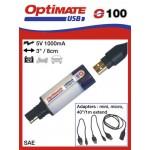 O100 příslušenství k Accumate a Optimate - SAE univerzální USB nabíječka