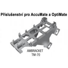 TM-70 příslušenství k Accumate a Optimate - držák na zeď