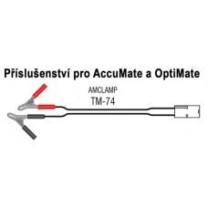 TM-74 příslušenství k Accumate a Optimate - kleštičky