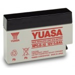 akumulátor Yuasa NP0,8-12 (12V/0,8Ah)