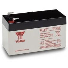 akumulátor Yuasa NP1,2-12 (12V/1,2Ah)
