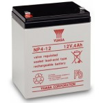 akumulátor Yuasa NP4-12 (12V/4Ah)