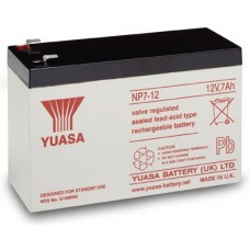 akumulátor Yuasa NP7-12 (12V/7Ah)