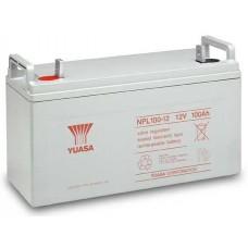 akumulátor Yuasa NPL100-12 (12V/100Ah)