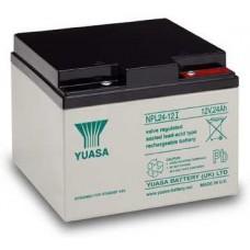 akumulátor Yuasa NPL24-12I (12V/24Ah)