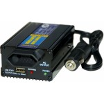 Měnič napětí z 24V DC na 230V AC 150W trvale+USB