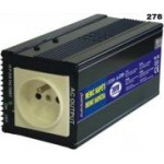 Měnič napětí z 24V DC na 230V AC 300W trvale
