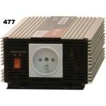 Měnič napětí z 24V DC na 230V AC 800W sinus