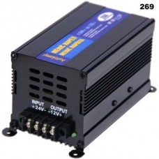 Měnič napětí z 24VDC na 12VDC 20A trvale, 30A max