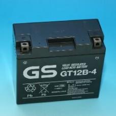 Motobaterie Yuasa GT12B-4