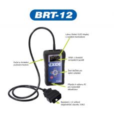Tester a diagnostika Exide BRT-12