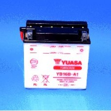 Motobaterie Yuasa YB16B-A(A1)