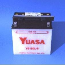 Motobaterie Yuasa YB16HL-A-CX