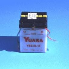 Motobaterie Yuasa YB2,5L-C