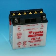 Motobaterie Yuasa YB7(L)-A(B)