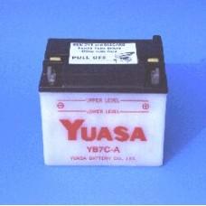 Motobaterie Yuasa YB7C-A