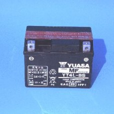 Motobaterie Yuasa YT4L-BS