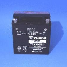 Motobaterie Yuasa YTX16-BS-1