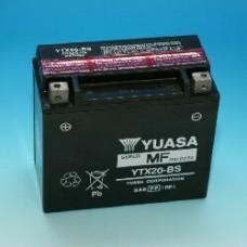 Motobaterie Yuasa YTX20-BS