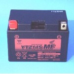 Motobaterie Yuasa YTZ14S