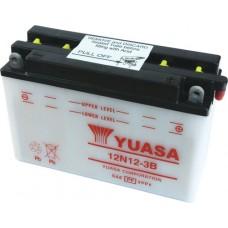 Motobaterie Yuasa 12N12-3B