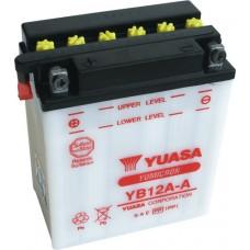 Motobaterie Yuasa YB12A-A