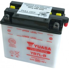 Motobaterie Yuasa YB7L-B